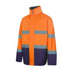 parka-bicolor-alta-visibilidad-naranja