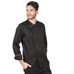 chaqueta-cocina-unisex-coolmax-icaro-color-negro