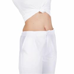 pantalon-sanitario-sarga-blanca-cremallera