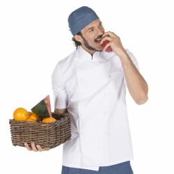 chaqueta-cocina-unisex-boton-forrado-manga-corta