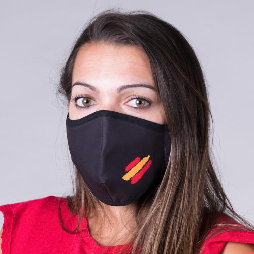 mascarilla-con-bandera-de-espana