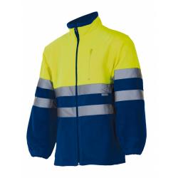 chaqueta-polar-bicolor-alta-visibilidad