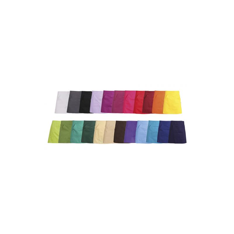 mandil-sin-peto-y-bolsillo-sarga-colores
