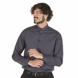 camisa-camarero-colores-cuello-mao-manga-larga