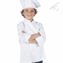 chaqueta-cocinero-infantil-blanca