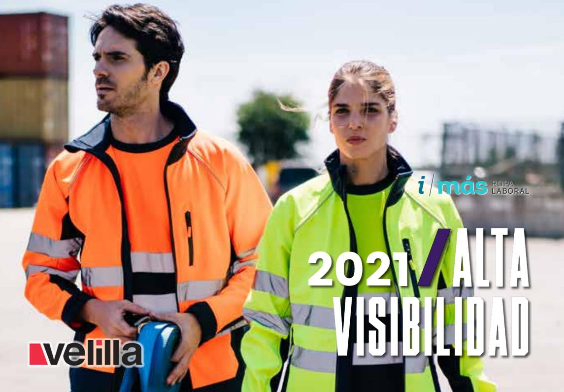 Descargar catálogo Velilla Alta Visibilidad 2021