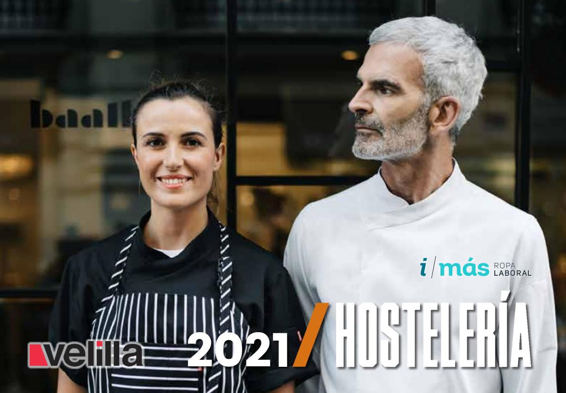 Descargar catálogo Velilla Hostelería 2021