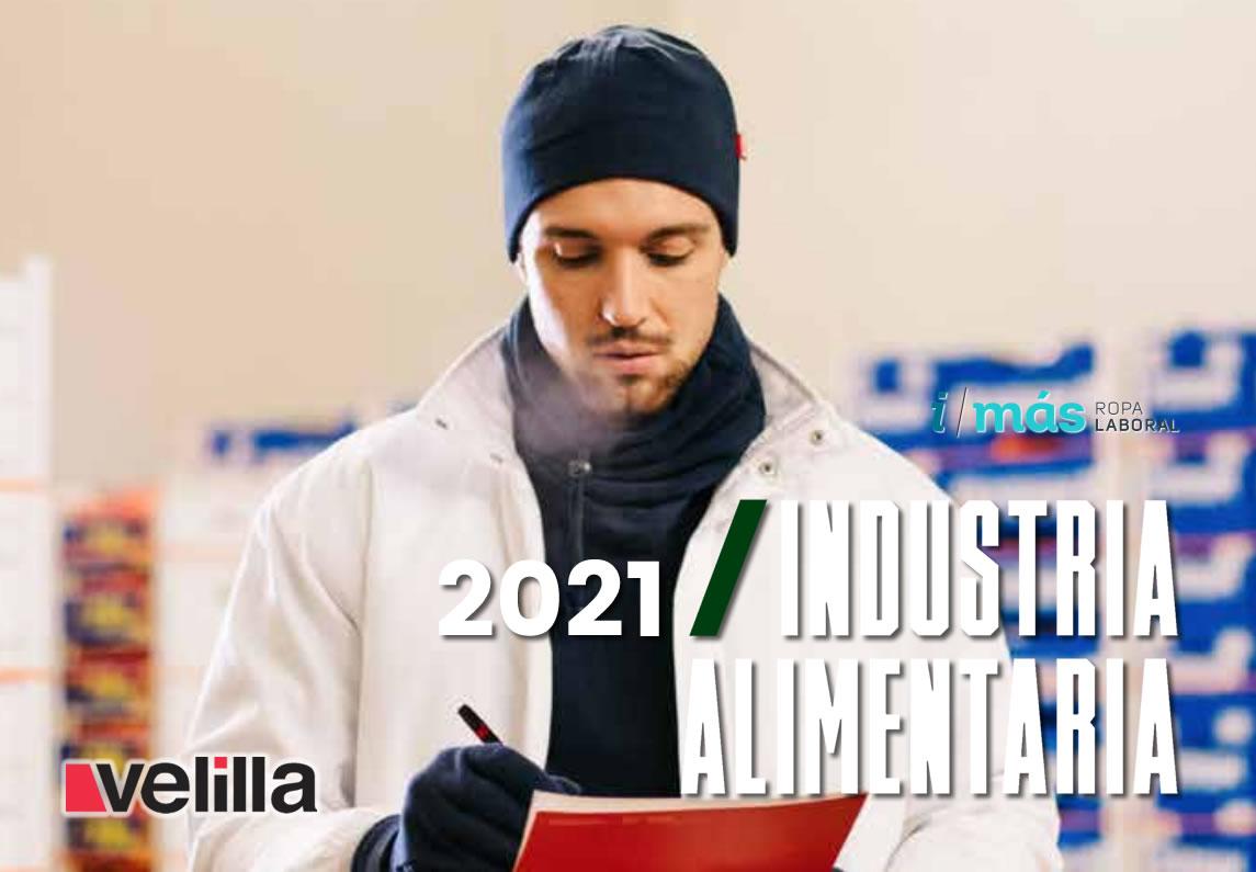 Descargar catálogo Velilla Industria Alimentaria 2021