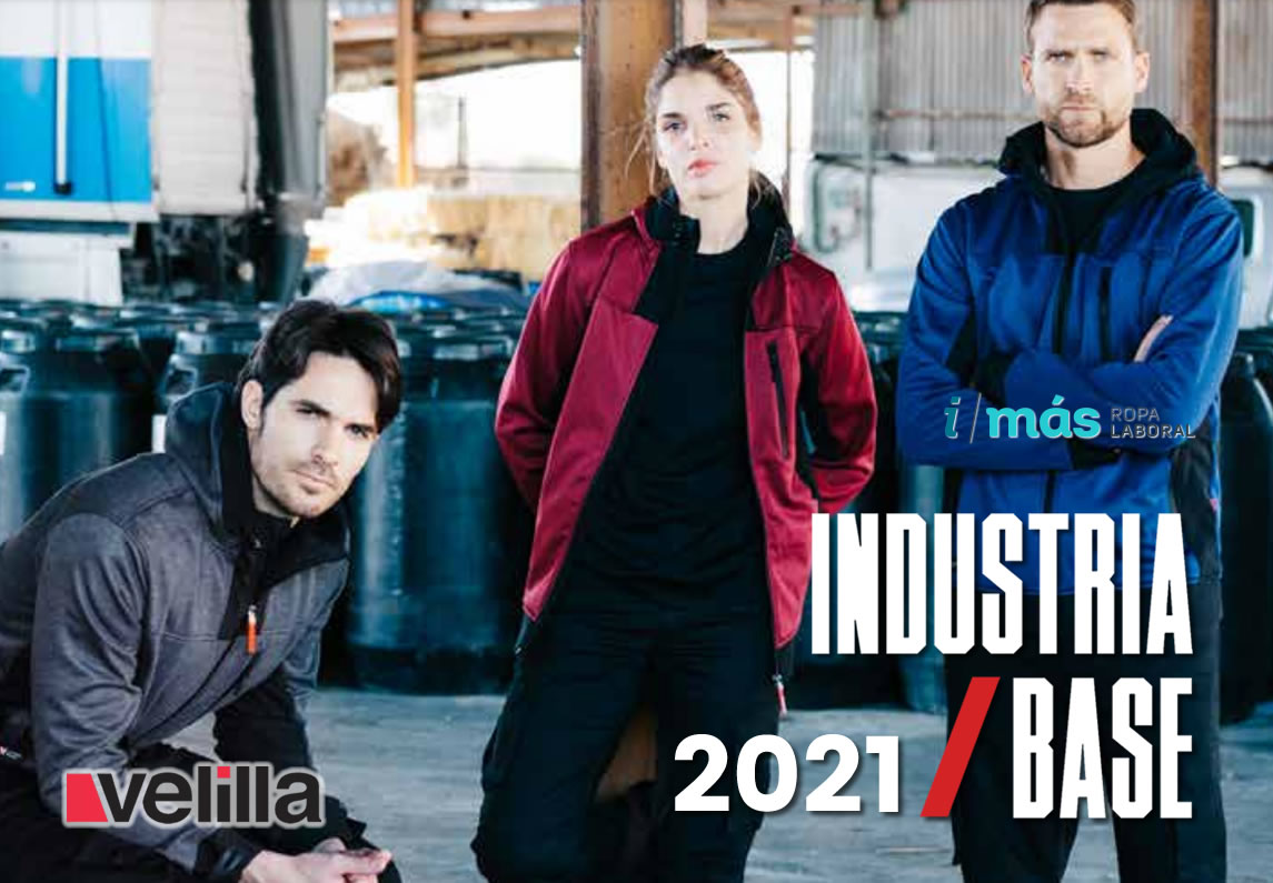 Descargar catálogo Velilla Industria Base 2021